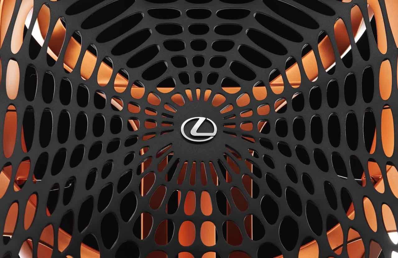 Lexus Kinetic Seat concept 2016 – 7
