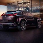 Lexus UX Concept 2016 estatica