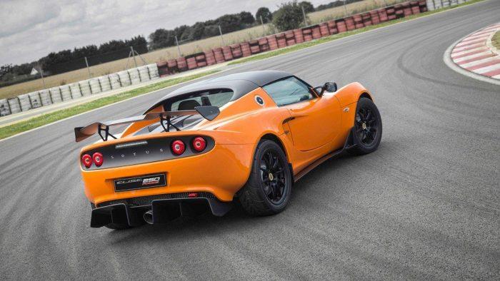Lotus Elise Race 250 2016 01