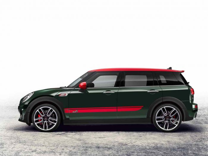 MINI Clubman John Cooper Works 2017 - 4