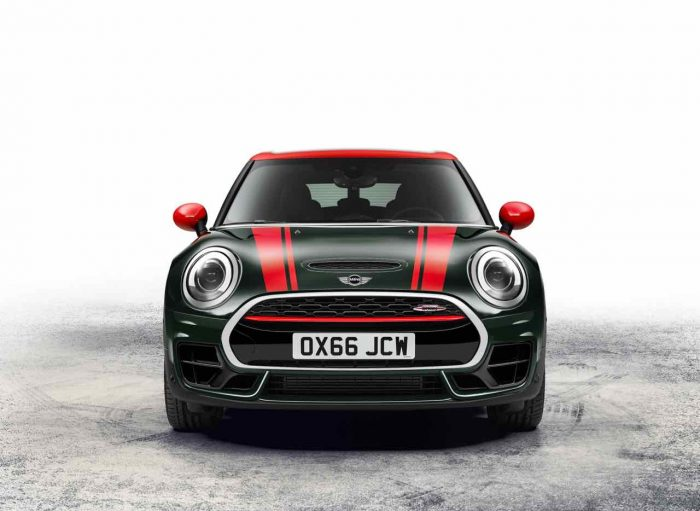 MINI Clubman John Cooper Works 2017 - 5