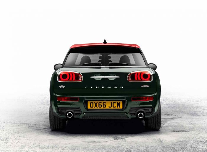 MINI Clubman John Cooper Works 2017 - 7