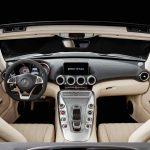 Mercedes-AMG GT C Roadster 2017 interior