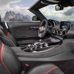 Mercedes-AMG GT Roadster 2017 interior
