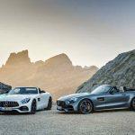 Mercedes AMG GT-Roadster y AMG GT C Roadster 2017