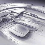 Generation EQ, Designskizze  ;  Generation EQ, design sketch;
