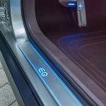 Generation EQ, Interieur, Pedale zum Beschleunigen und Verzögern ;  Generation EQ, interior, accelerators;
