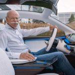 Dr. Dieter Zetsche, Vorsitzender des Vorstands der Daimler AG und Leiter Mercedes-Benz Cars im Generation EQ  ;  Dr. Dieter Zetsche, Chairman of the Board of Management of Daimler AG and Head of Mercedes-Benz Cars in the Generation EQ;