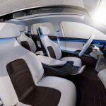 Generation EQ, Interieur, Innenraum mit vier Einzelsitzen ;   Generation EQ, interior, interior with for individual seats;