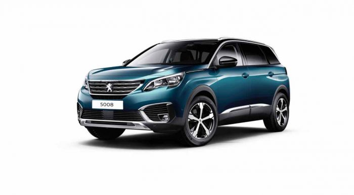 Peugeot 5008 2017  - 14