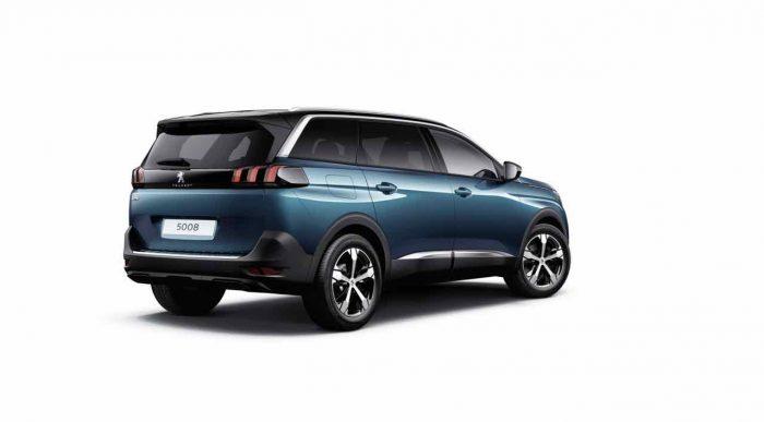 Peugeot 5008 2017 - 16