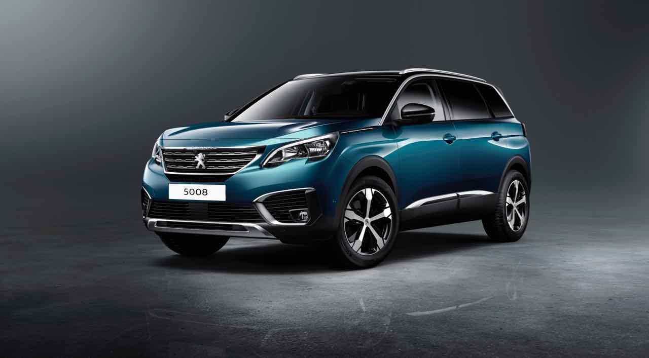 Peugeot 5008 2017  – 7