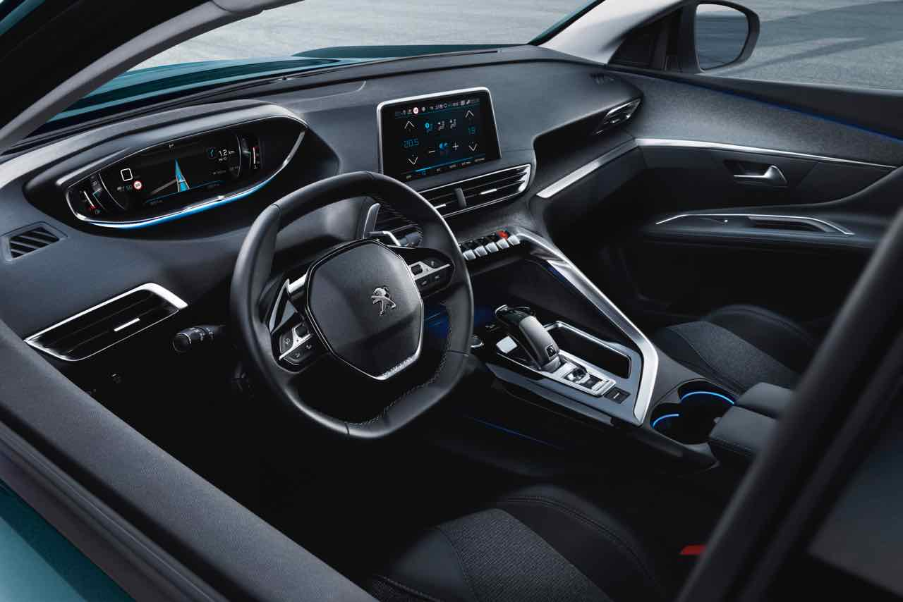 Peugeot 5008 2017 Cuerpo Suv E Interior Monovolumen