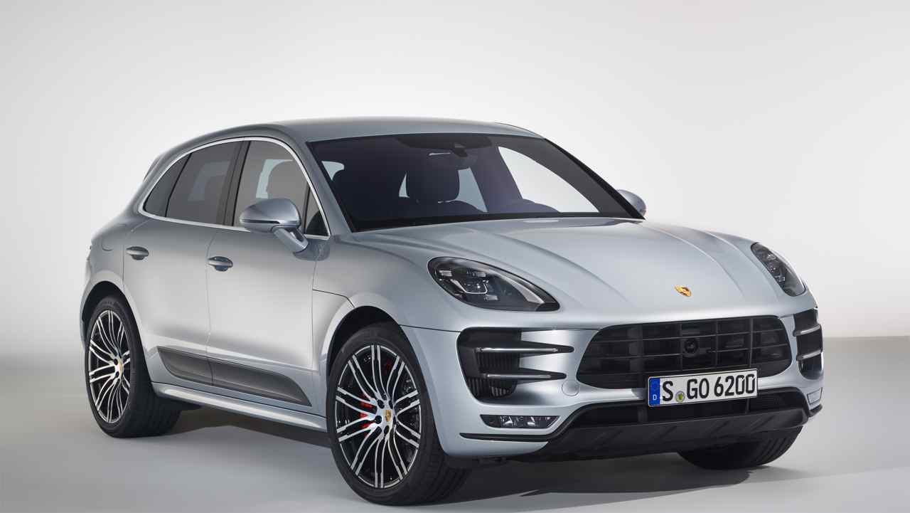 Porsche Macan Turbo Performance Package 2016 3