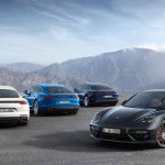 Porsche Panamera 2017 gama  - 1