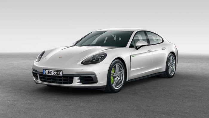 Porsche Panamera 4 E-Hybrid 2017 - 1