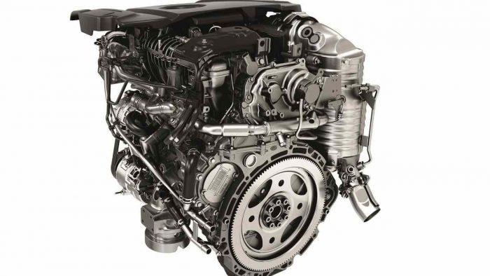 Range Rover Sport 2017 motor - 1