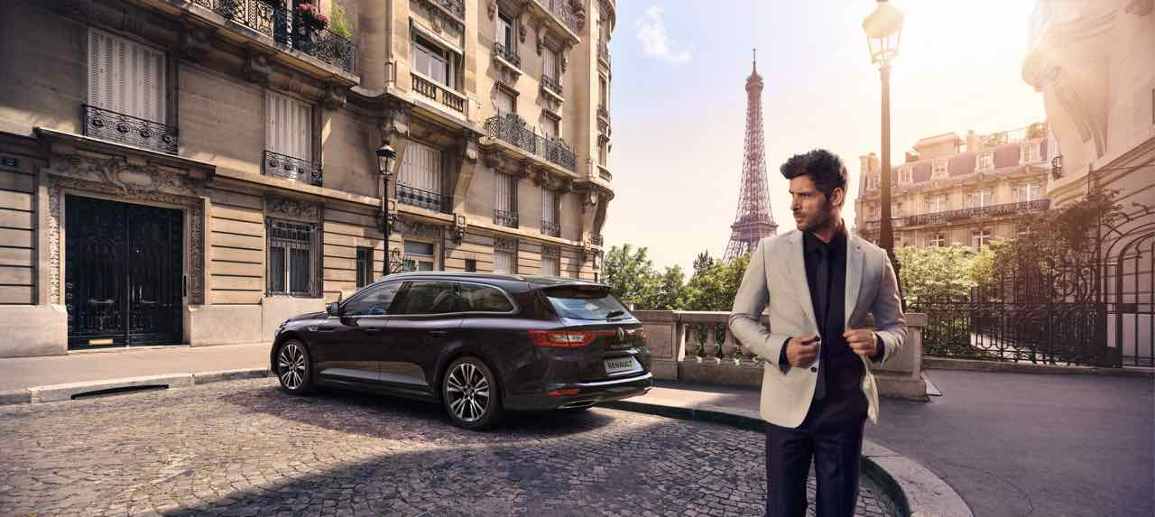 Renault Talisman Initiale Paris 2016 – 2