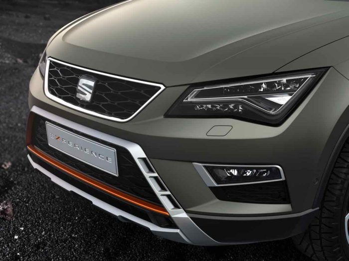 seat ateca x perience 2017 aventurero al m ximo. Black Bedroom Furniture Sets. Home Design Ideas