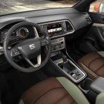 Seat Ateca X-Perience 2017 interior - 2