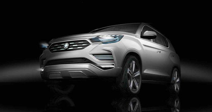 SsangYong LIV-2 Concept 2016 01