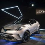 Toyota C-HR Launch Edition 2016 - 43