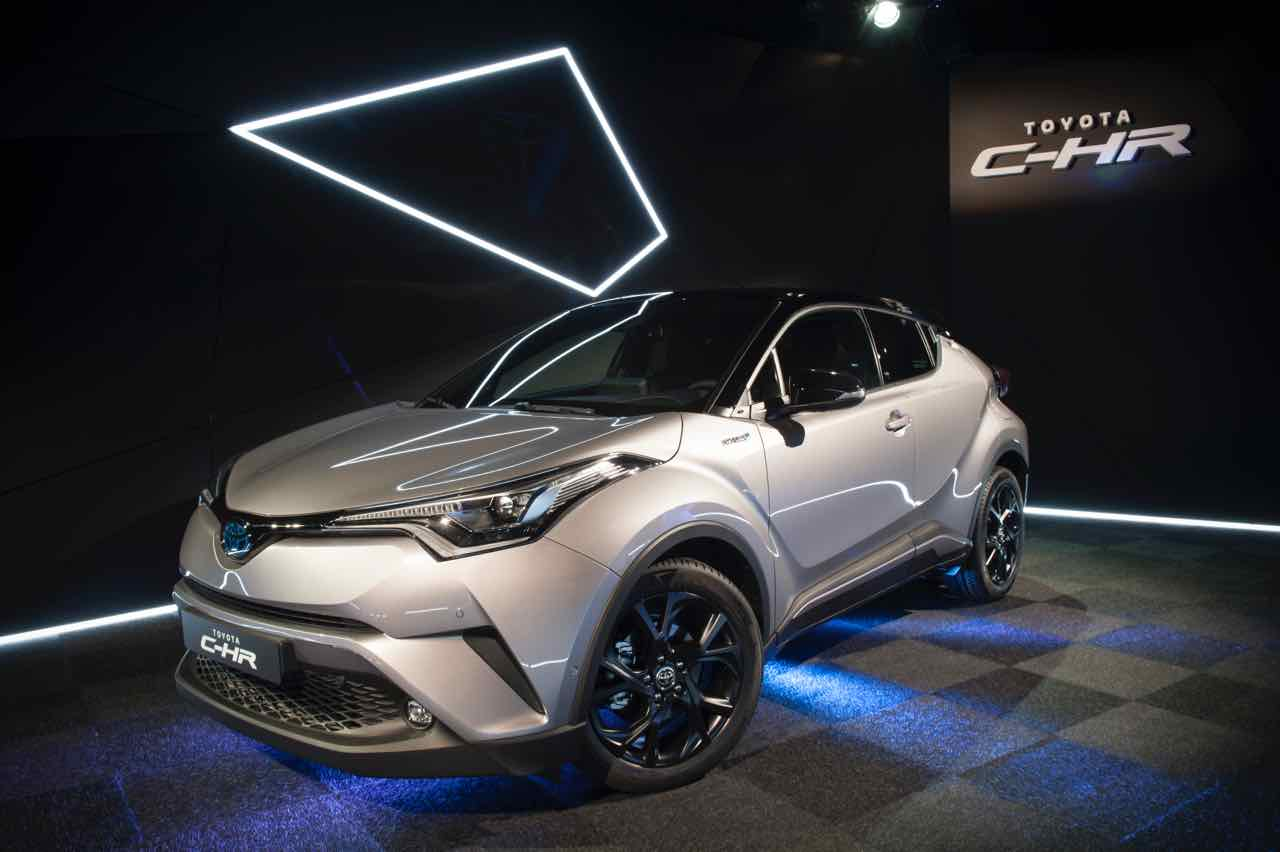 Toyota C-HR Launch Edition 2016 – 44