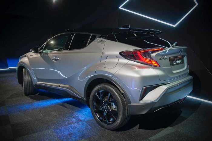 Toyota C-HR Launch Edition 2016 - 57