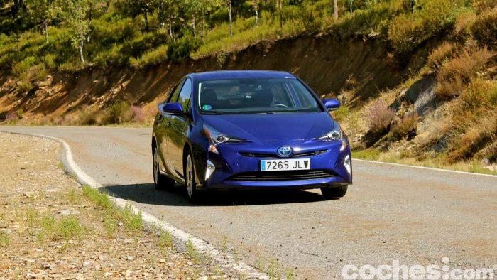 Toyota Prius 2015 exterior prueba 09