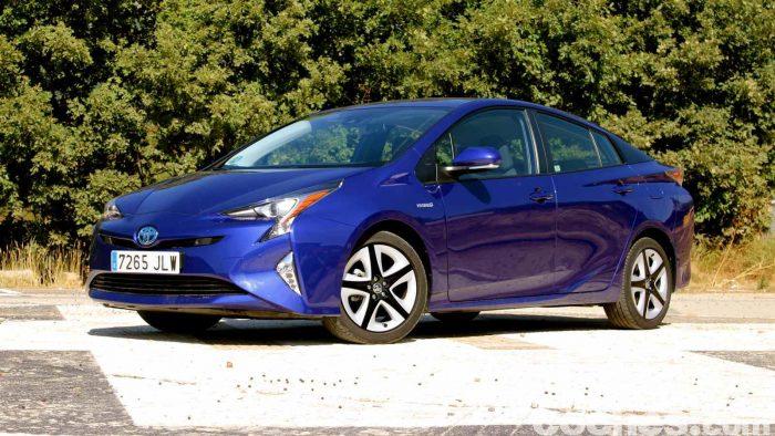 Toyota Prius 2015 exterior prueba 12