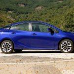 Toyota Prius 2015 exterior prueba 14