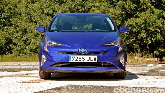 Toyota Prius 2015 exterior prueba 15