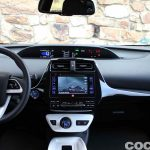 Toyota Prius 2015 interior prueba 02