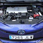 Toyota Prius 2015 motor prueba 1
