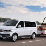 Volkswagen Multivan Panamericana 2017 - 3