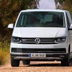 Volkswagen Multivan Panamericana 2017 - 4