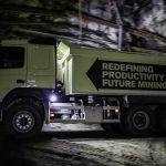 Volvo FMX camion autonomo - 1
