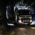 Volvo FMX camion autonomo - 2