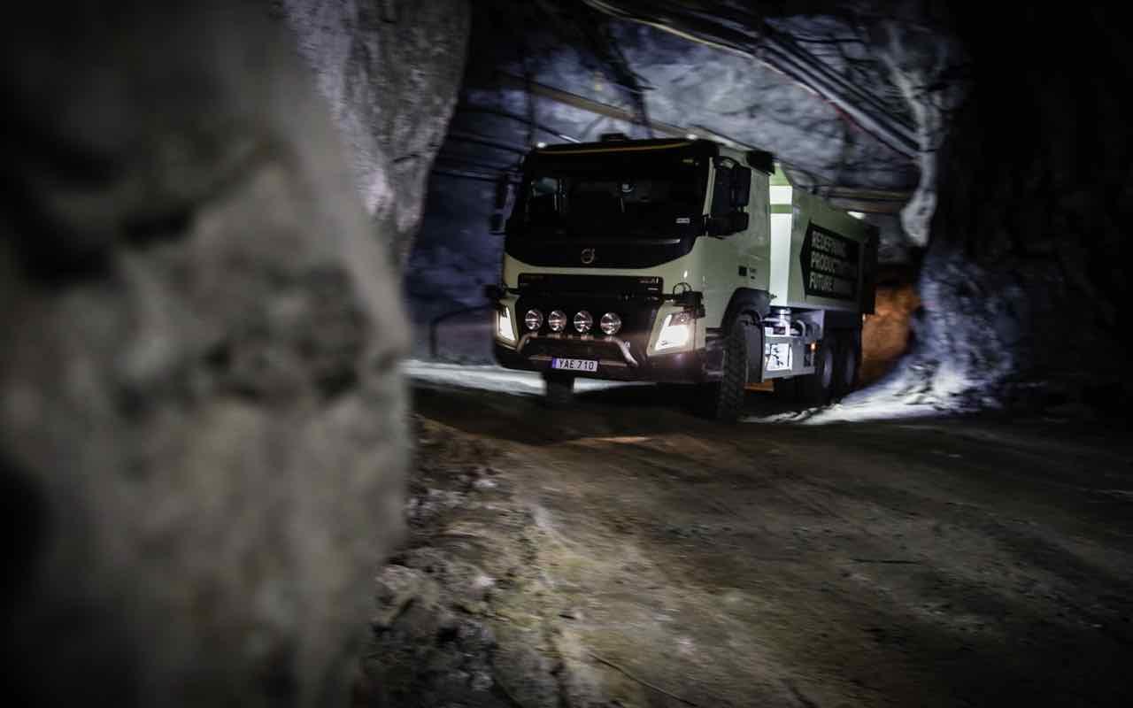 Volvo FMX camion autonomo – 4