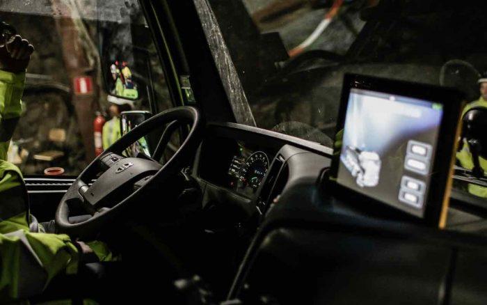 Volvo FMX camion autonomo - 5
