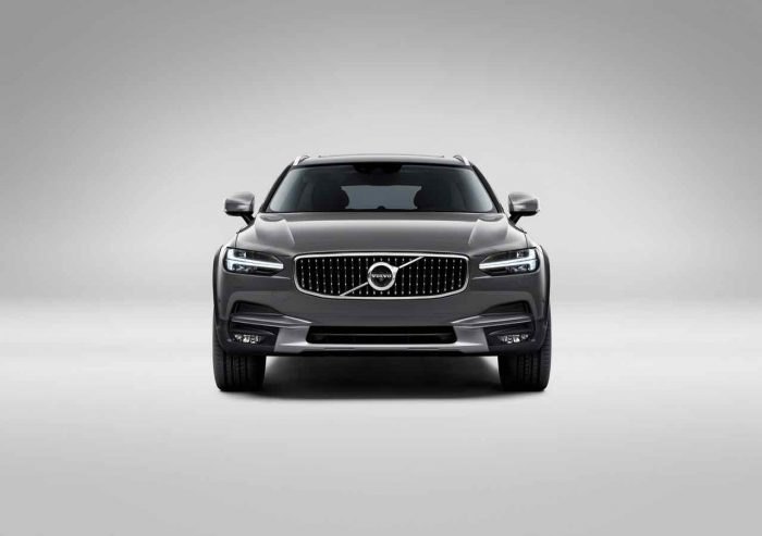 Volvo V90 Cross Country 2016 frontal