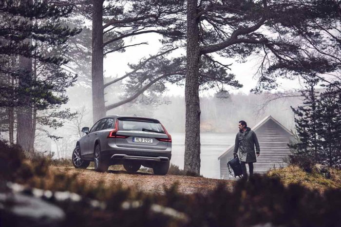 Volvo V90 Cross Country 2017