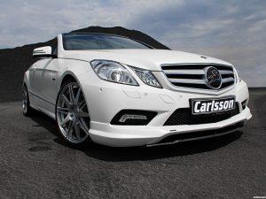 Mercedes Carlsson Clase E Cabrio A207 2010