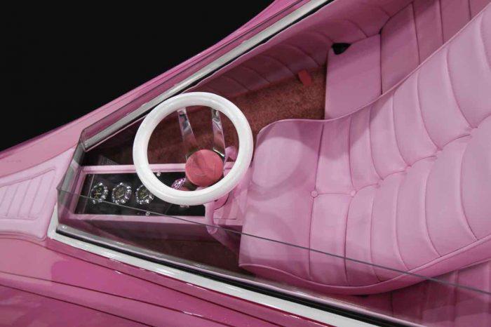 coche de la Pantera Rosa - 2