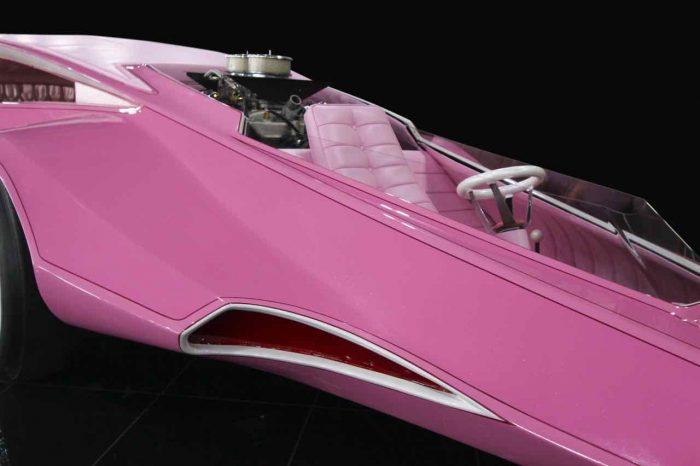 coche de la Pantera Rosa - 8