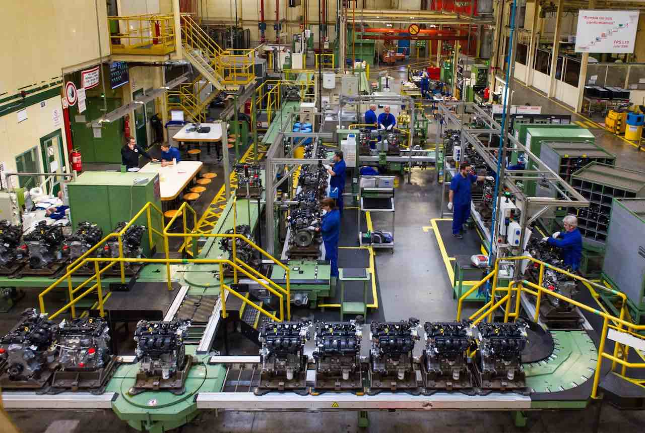 fabrica Almussafes motor Ecoboost
