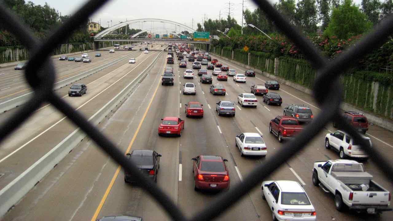 trafico intenso atascos – 1