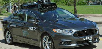 uber testa su coche autónomo