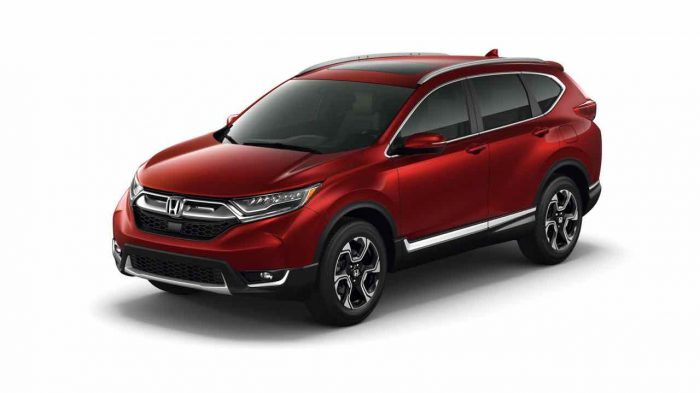 2017 Honda CR-V USA - 1