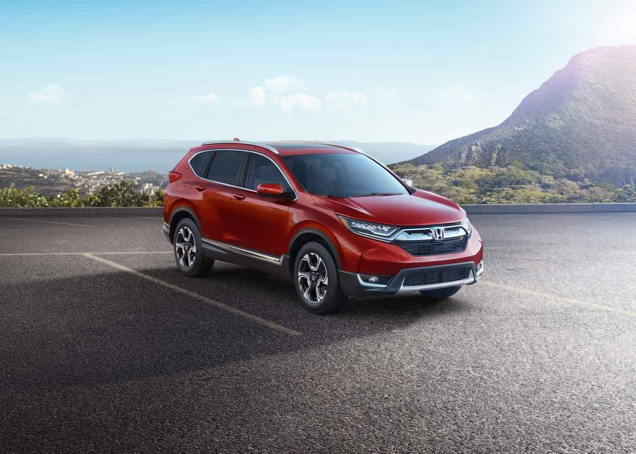 2017 Honda CR-V USA – 4